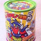 【非売品】 アミューズメント専用 AMビックリマン伝説5 ねんりん缶