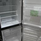 2013年製 2ドア冷凍冷蔵庫 ユーイング 総容量110リットル ...