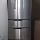冷蔵庫 501L 三菱冷蔵庫