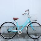 自転車(よく光るライト付き)あげます!