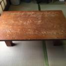 テーブル 座卓 ローテーブル