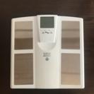 体重計 体脂肪計 ヘルスメーター