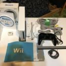Wii 一式 ソフト付き
