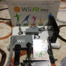 wii本体+wiifit