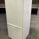 パナソニック ノンフロン冷凍冷蔵庫  NR-B145W 2013年...