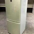 シャープ ノンフロン冷凍冷蔵庫 2013年製 SJ-PD14X  ...