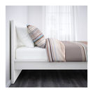 IKEA MALM ベッドフレーム+引き出し二個+すのこ