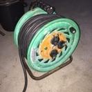 防塵キャップ付きのドラムコード