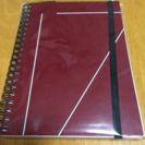 B5手帳(2018年1月まで)【未使用】