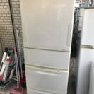 SHARP冷凍冷蔵庫2007年製定格內容積370L