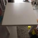 白いテーブル 美品