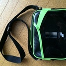 エナメルスポーツバッグ小さめSSK