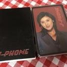 藤原紀香 ☆ トランプ ☆ J-PHONE ☆ 未使用