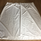 防災レースカーテン