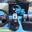【送料無料】Logitech G27 Racing Wheel 並...