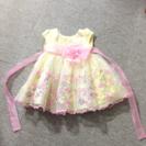 ベビードレス フォーマル 12m(80cm)