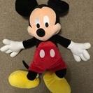 ぬいぐるみ ミッキーマウス