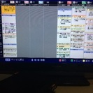 テレビ+DVDプレイヤーのセット