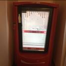 ヴィンテージのコカコーラ冷蔵庫