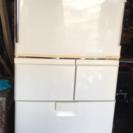 冷蔵庫 SHARP 両開きドア