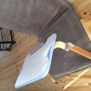 座椅子等での作業用パソコン・タブレット台