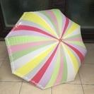 カラフルな傘(大人用)差し上げます