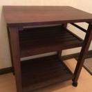 木製キッチンワゴン ビーカンパニー