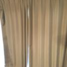【値下げ】【3月中】カーテン&レースカーテン【ニトリ】