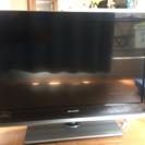 26inch SHARP テレビ 録画用HDDドライブ付き