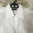 【中古】白カッターシャツ4