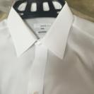 【中古】白カッターシャツ5