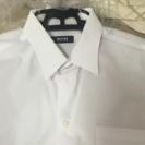 【中古】白カッターシャツ6