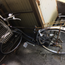 自転車無料で差し上げます