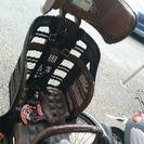 【お届けします】自転車用子供のせ 後ろ用