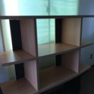 テレビ台、収納飾り棚