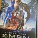 X-MAN。DVDお譲り致します。ほとんど新品です。