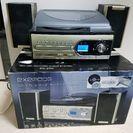 exemode SD/CD/レコードオーディオシステム ER-250