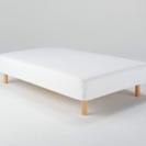無印良品 セミダブル ベッド
