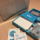 wii本体 wiifit ソフト2本 リモコンなし、センサーバーなし。