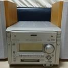 ビクター 3CD+MDコンポ