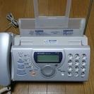 電話FAX SHARP UX-F12CL