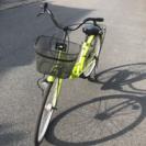 【お取引先決定の為終了】2015年購入☆26インチ ママチャリ☆自転車