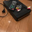 DVDプレイヤー、カラーボックス