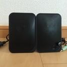 マルチメディアスピーカ ブラック MS-P01BK(ELECOM)