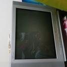 【譲り先決まりました。】SHARP 25C-FG2 ブラウン管テレビ