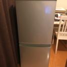冷蔵庫 シャープSJ-14M