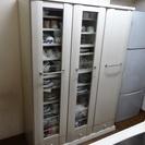 【0円!】 食器棚、お譲りします【取引交渉中】