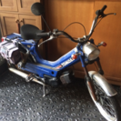 TOMOS モペット 原付バイク
