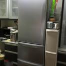 【美品】2011年製Panasonic冷蔵庫365L