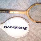 フタバヤ硬式テニスラケットBLUE VOLLEY